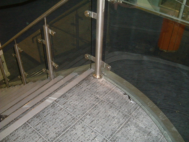 stainless steel column casings
