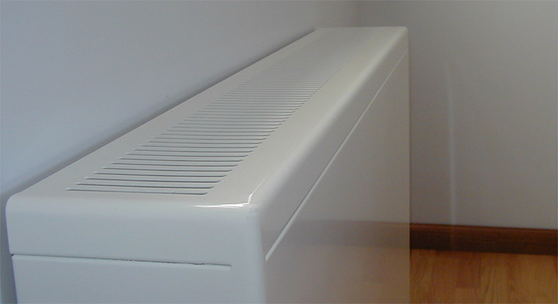 Anti-ligature Radiator Guards