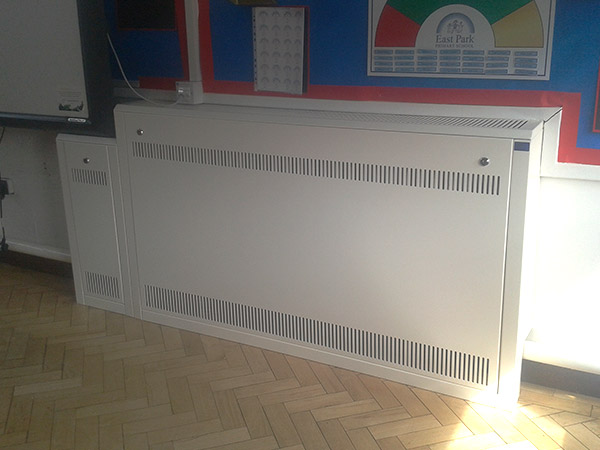 lst radiator guards in nursery